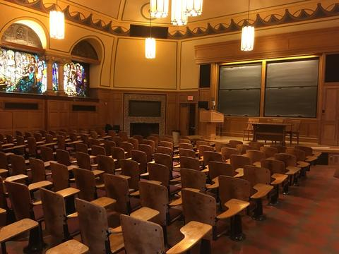 Classrooms Classrooms At Yale